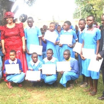 Reviving the lost glory for Tendereti primary school